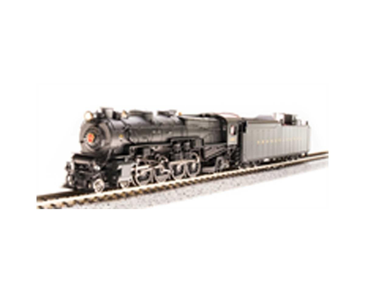 Broadway N 4-8-2 M1a w/DCC & Paragon 3, Undecorated