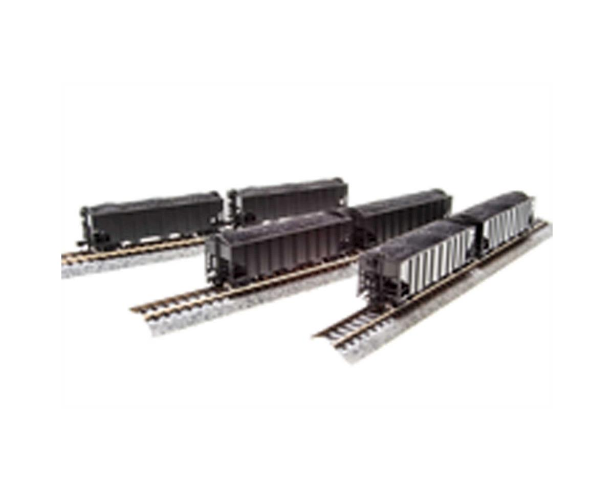 Broadway N H2A 3-Bay Hopper, Undecorated/Black (6)