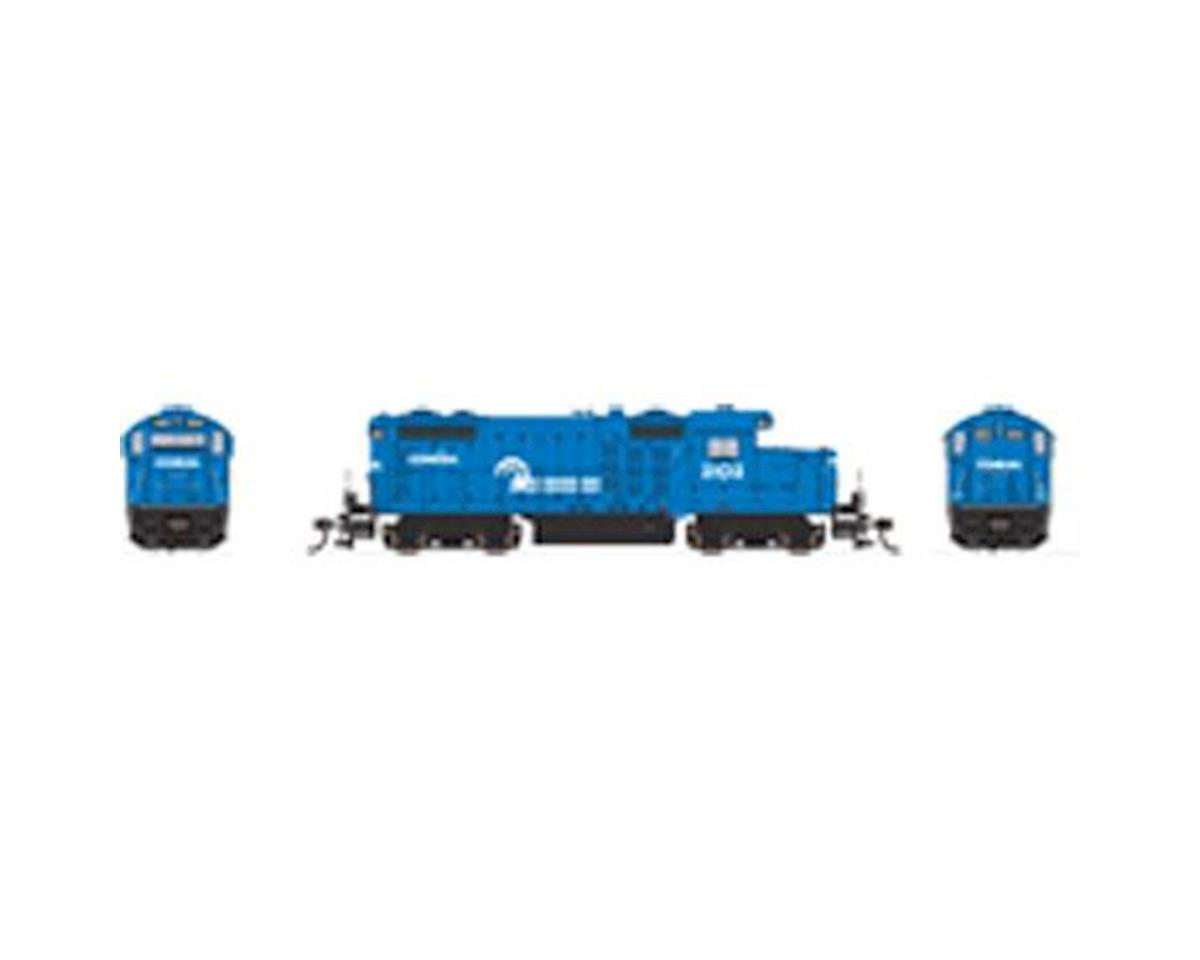 Broadway HO GP20 w/DCC & Paragon 3, CR #2102