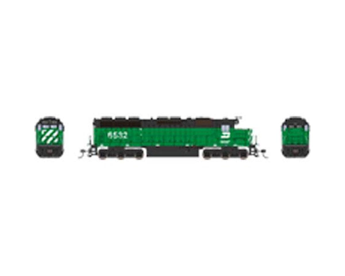HO SD45 w DCC & Paragon 3 BN #6538 | relatedproducts