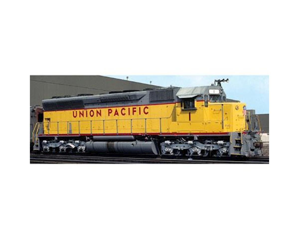 Broadway HO SD45 w/DCC & Paragon 3, UP #9