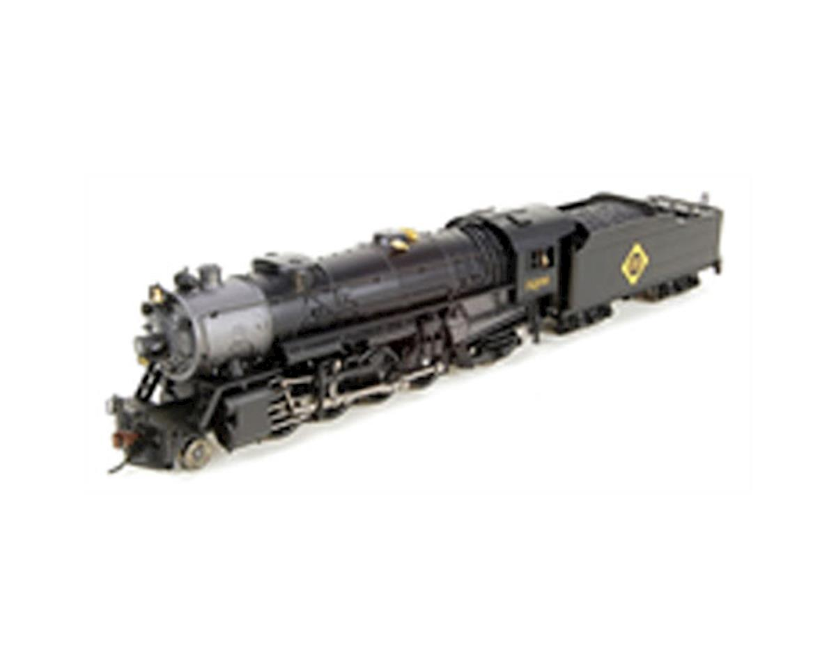 HO USRA Heavy 2-8-2 w/DCC & Paragon 3, ERIE #3202