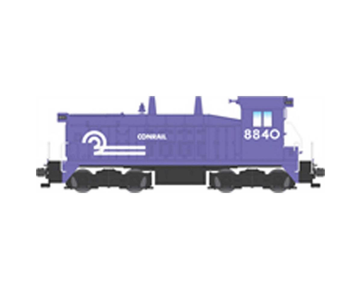 Broadway HO SW7 Switcher w/DCC& Paragon 3, CR #8840