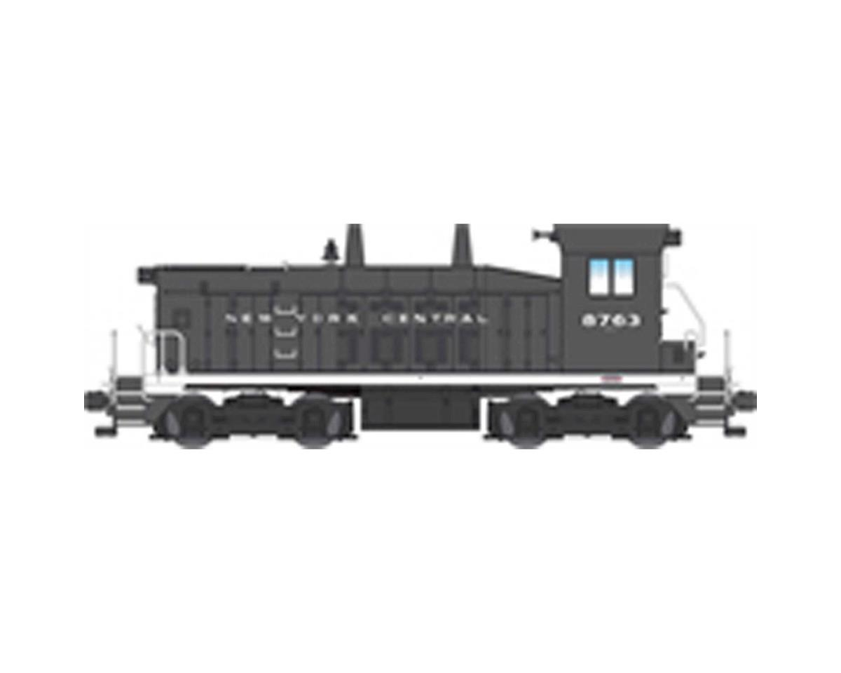 Broadway HO NW2 Switcher w/DCC & Paragon 3, NYC #8763