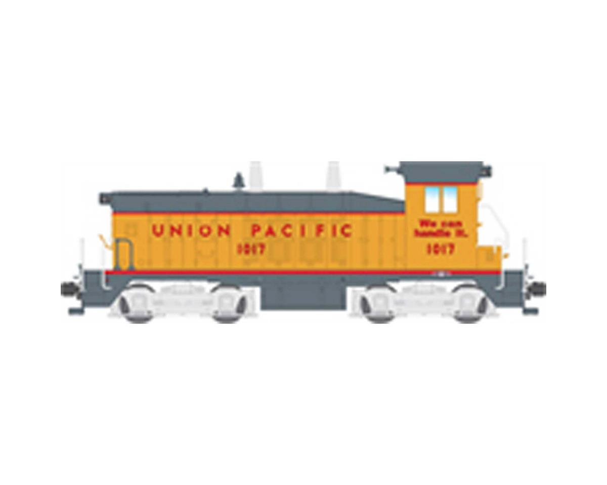 Broadway HO NW2 Switcher w/DCC & Paragon 3, UP #1017