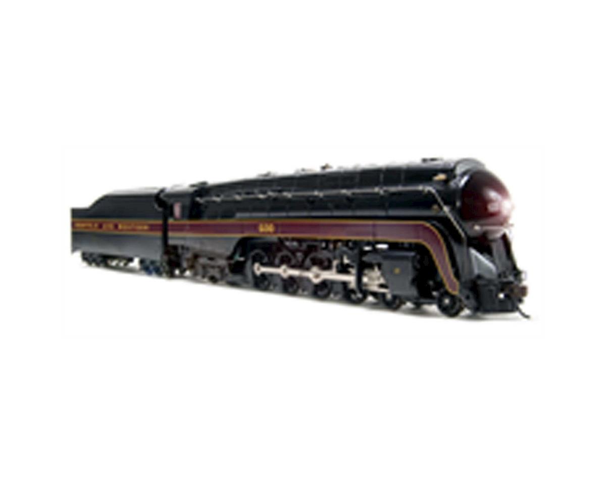 HO 4-8-4 Class J w/DCC & Paragon 3, N&W #613