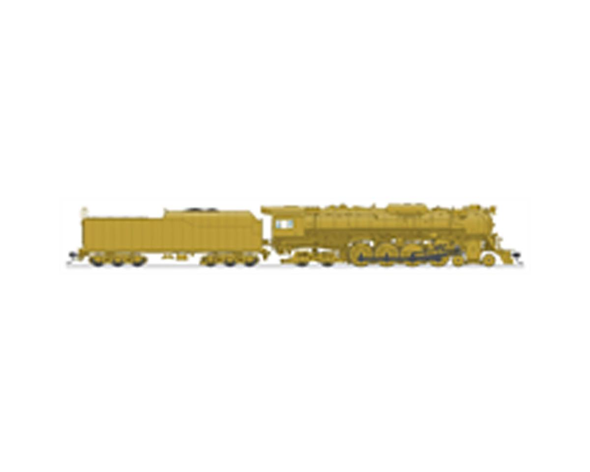Broadway HO Brass J3a 4-8-4 w/DCC & Paragon 3, Undecorated