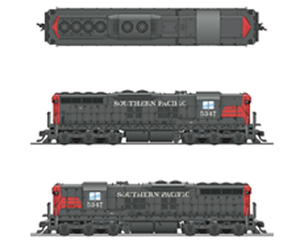 HO SD9 w/DCC & Paragon 3, SP #5347 by Broadway