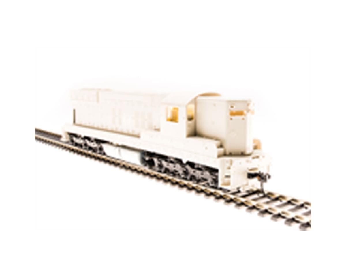 Broadway HO SD9 w/DCC & Paragon 3, Undecorated