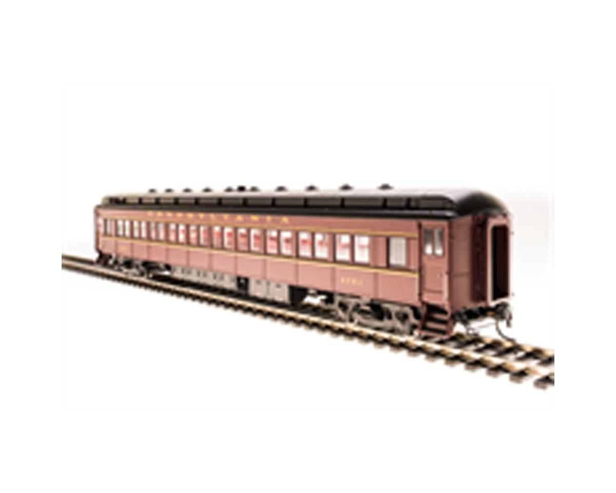 HO P70R Passenger Car w/Ice AC, PRR #3464 by Broadway