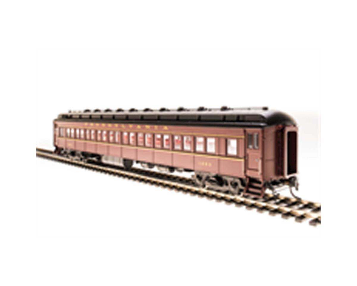 Broadway HO P70R Passenger Car, PRR Pack D (4)
