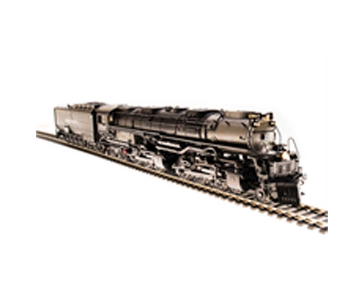 HO 4-6-6-4 w/DCC & Paragon 3/Coal Tender, UP #3987