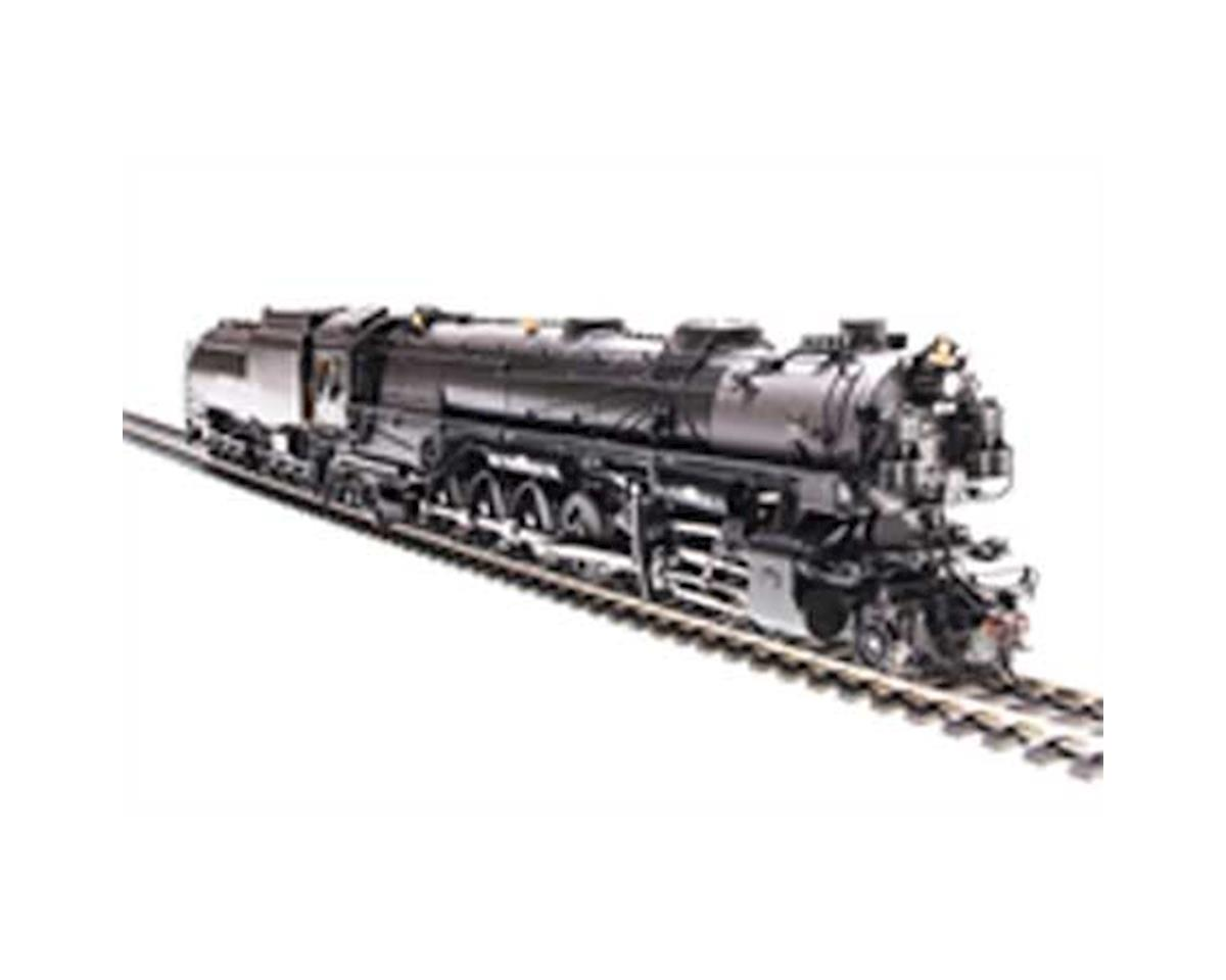HO Hybrid 4-12-2 w/DCC & Paragon 3, UP #9042 by Broadway