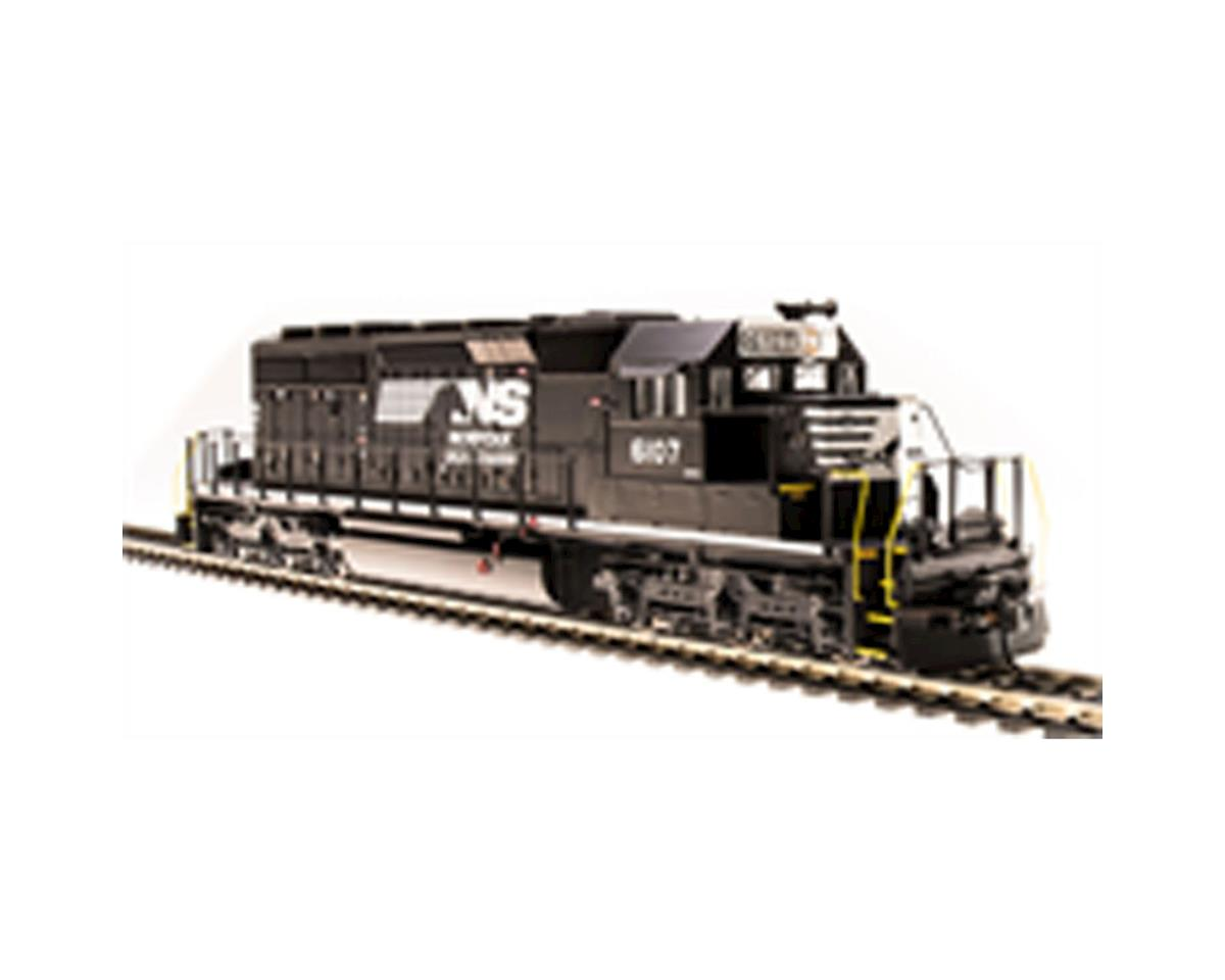 HO SD40-2 w/DCC & Paragon 3, NS #6107 by Broadway