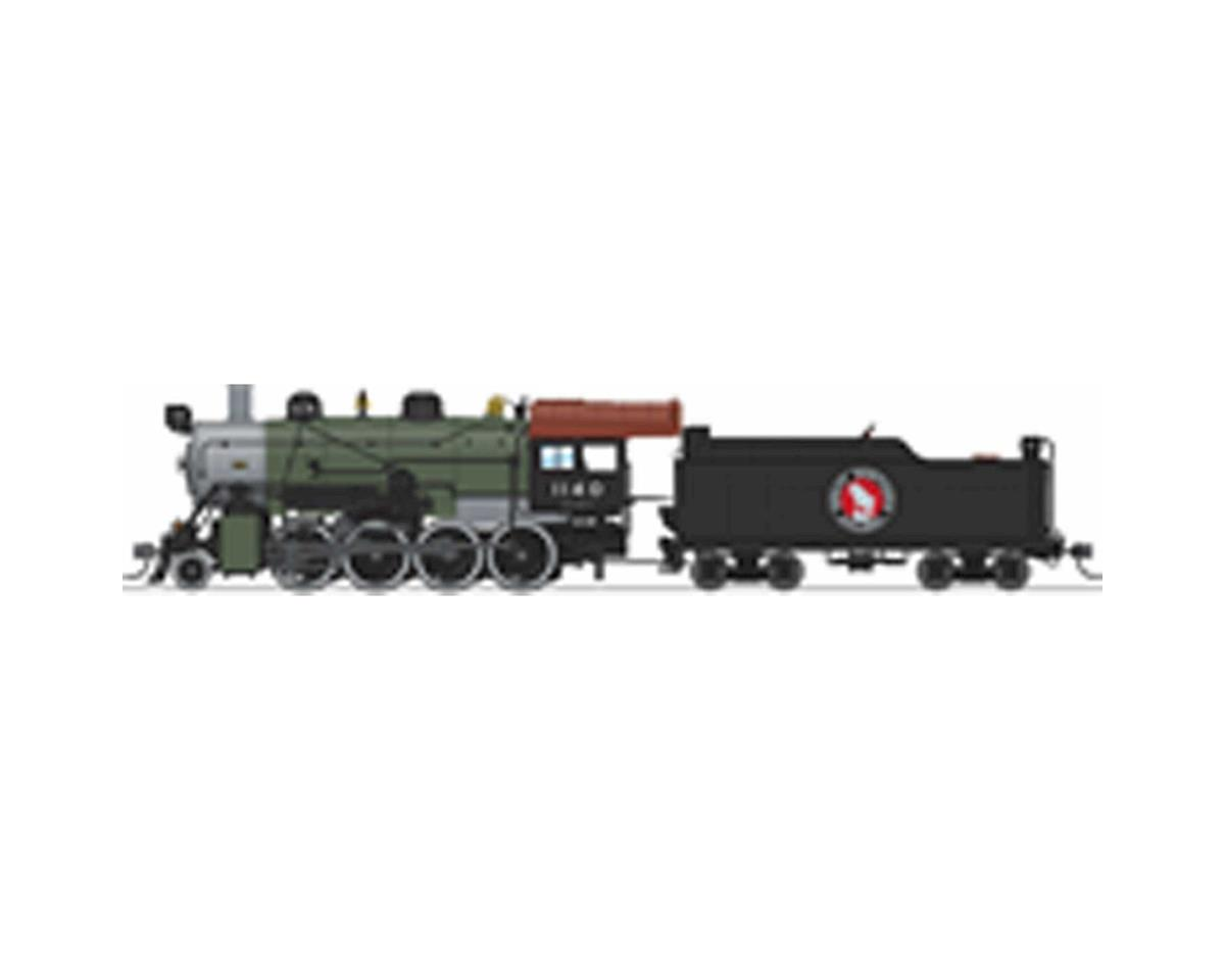 HO 2-8-0 Consolidation w/DCC & Paragon 3, GN #1140