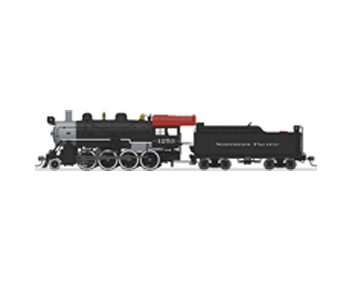 HO 2-8-0 Consolidation w/DCC & Paragon 3, NP #1254