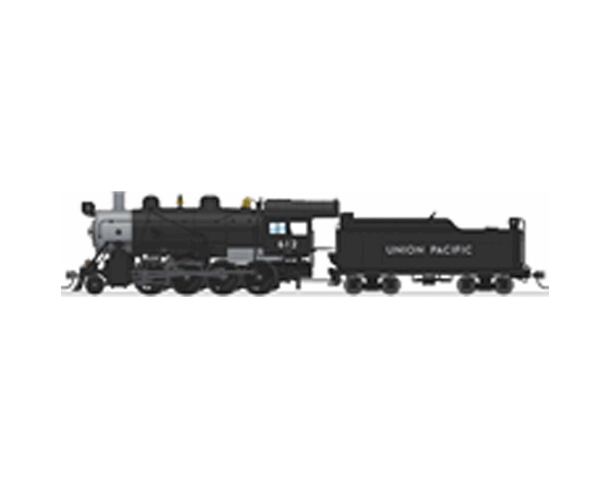 HO 2-8-0 Consolidation w/DCC & Paragon 3, UP #615