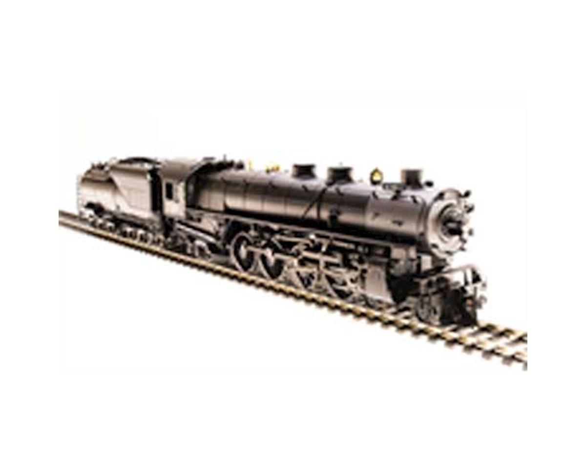 HO 4-8-2 MT w/DCC & Paragon 3, UP #7012