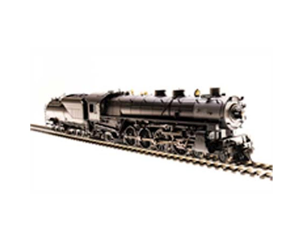HO 4-8-2 MT w/DCC & Paragon 3, UP #7009 by Broadway