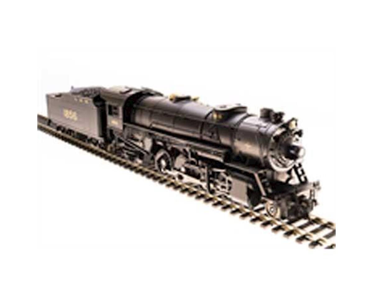 Broadway HO USRA Heavy 2-8-2 w/DCC & Paragon 3, L&N #1856