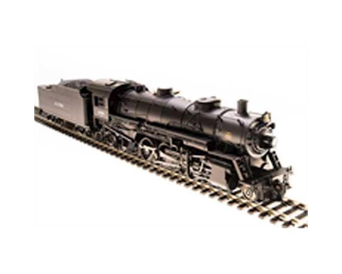 Broadway HO USRA Light 2-8-2 w/DCC & Paragon 3, ALTON #4385
