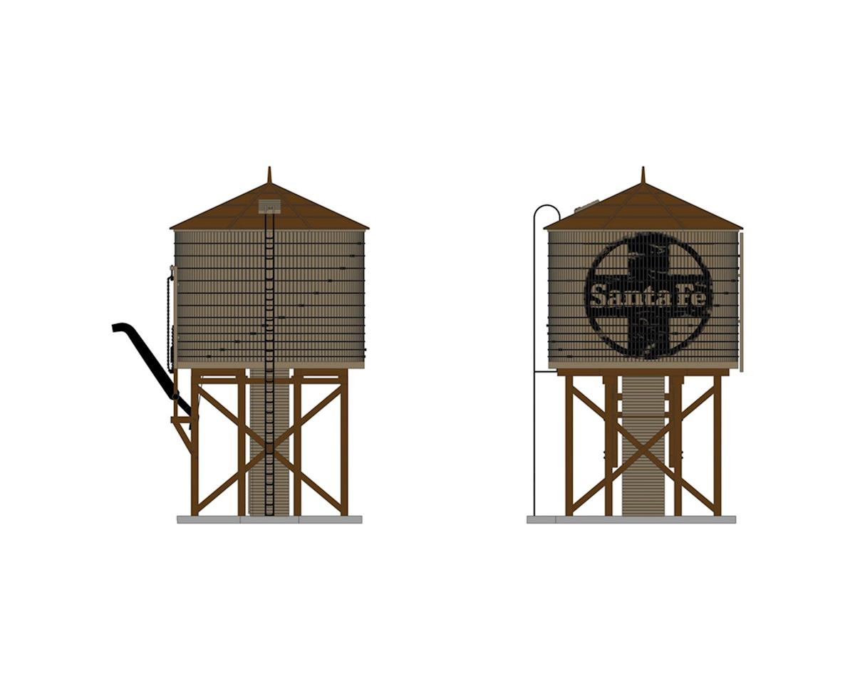 N Operating Water Tower w/Sound,SF/Weathered Brown by Broadway