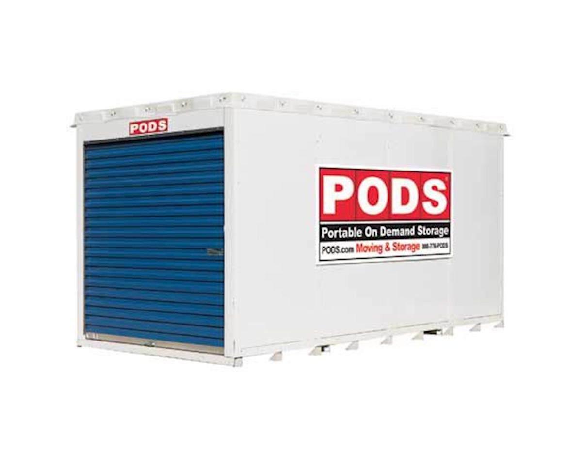 BLMA Models HO Moving & Storage Container, PODS