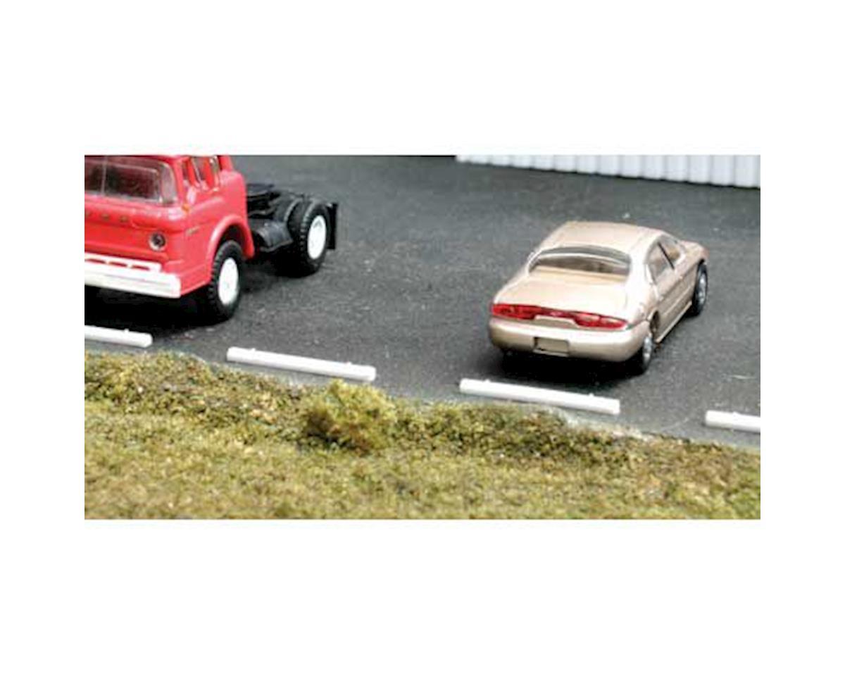 BLMA Models N Concrete Car Stops (24)