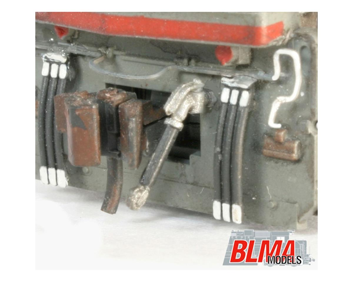 BLMA Models N Air Hoses, Trainline (24)