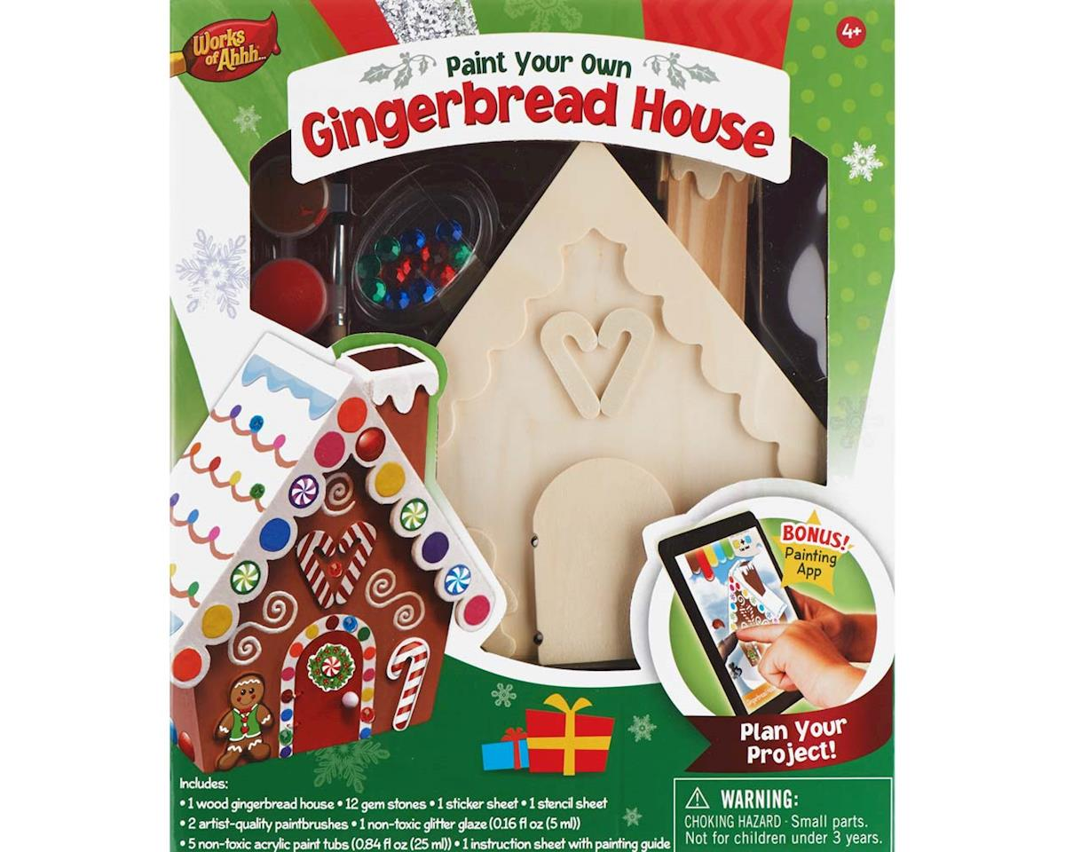21560 Gingerbread House