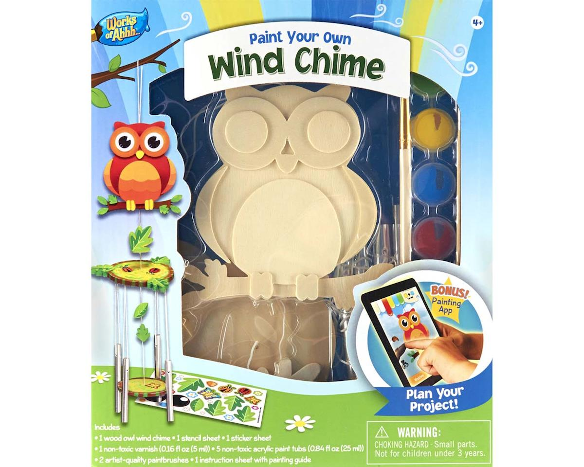 21638 Wind Chime Owl