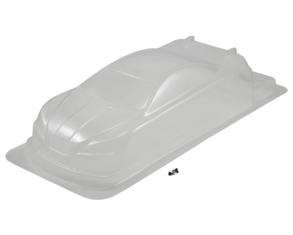 "BLITZ ""XFR"" EFRA Spec 1/10 Touring Car Body (Clear) (190mm) (Light Weight)"