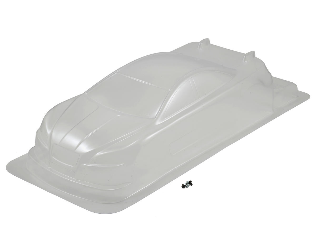 "BLITZ ""XFR"" EFRA Spec 1/10 Touring Car Body (Clear) (190mm)"