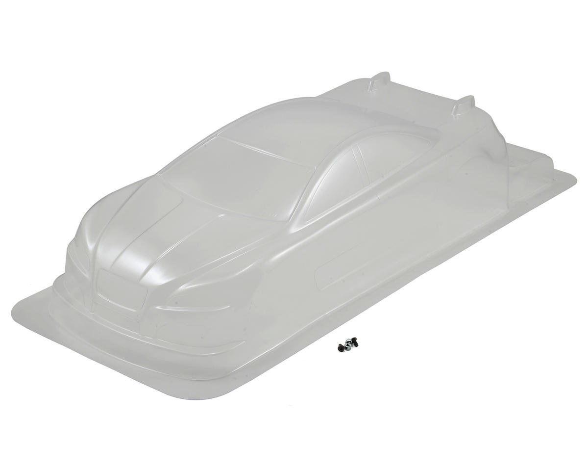 """XFR"" EFRA Spec 1/10 Touring Car Body (Clear) (190mm) by BLITZ"