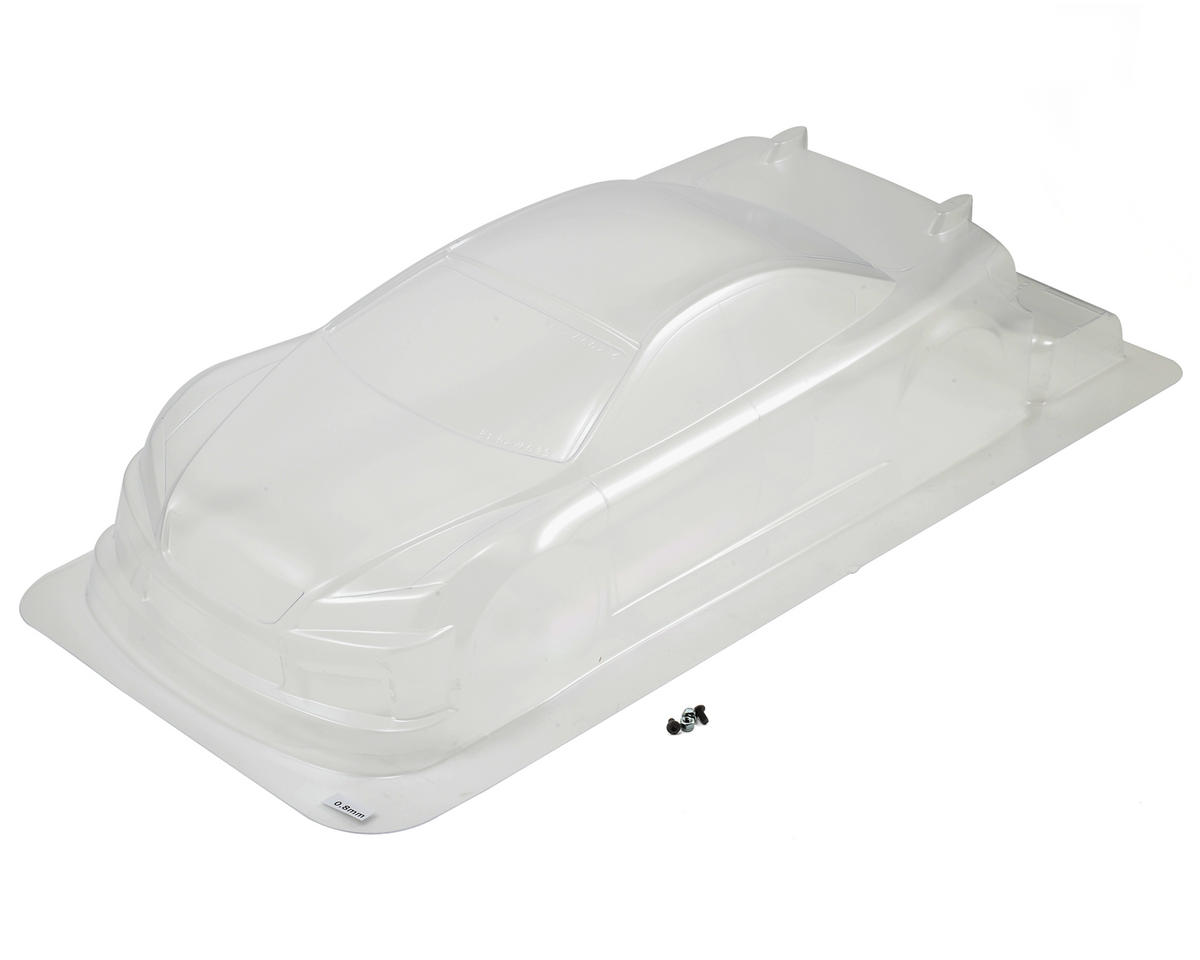 "BLITZ ""TSX"" EFRA Spec 1/10 Touring Car Body (Clear) (190mm) (Light Weight)"