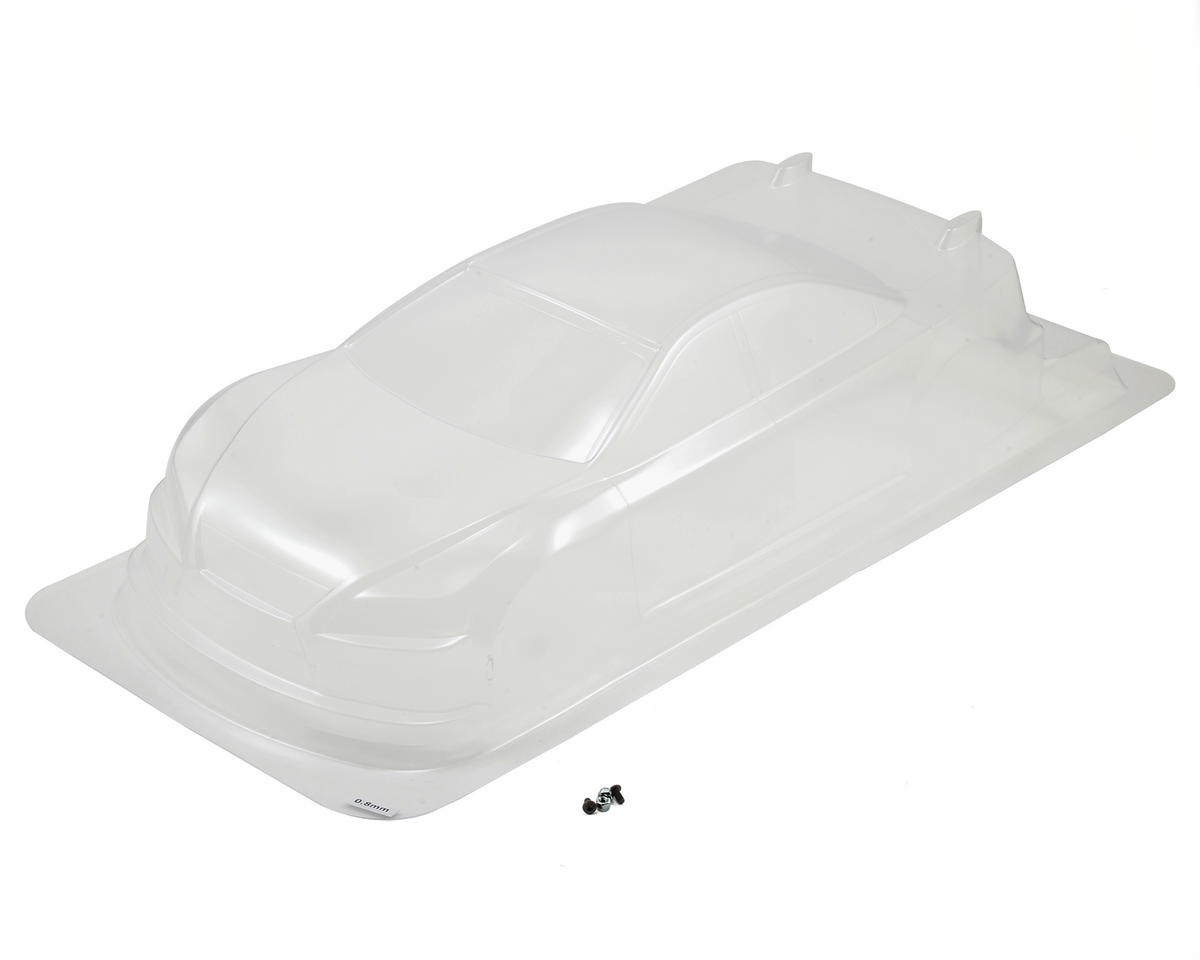 """GSF"" EFRA Spec 1/10 Touring Car Body (Clear) (190mm) (Ultra Light Weight) by BLITZ"
