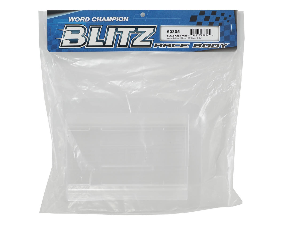 BLITZ 190mm TC Sedan Wing Kit (2)