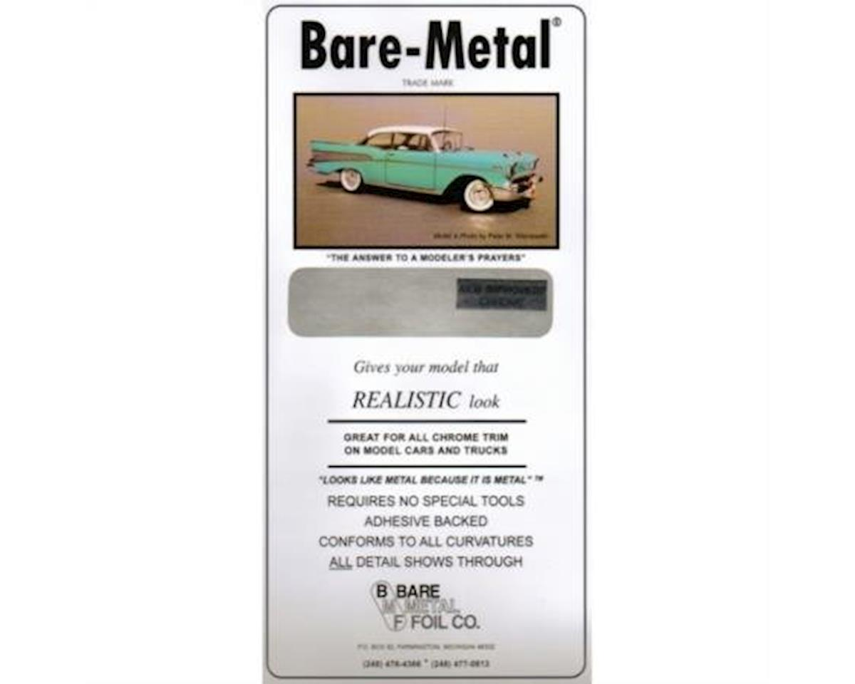 Bare Metal Foil  Chrome Foil Thin Sheet 6 X 11