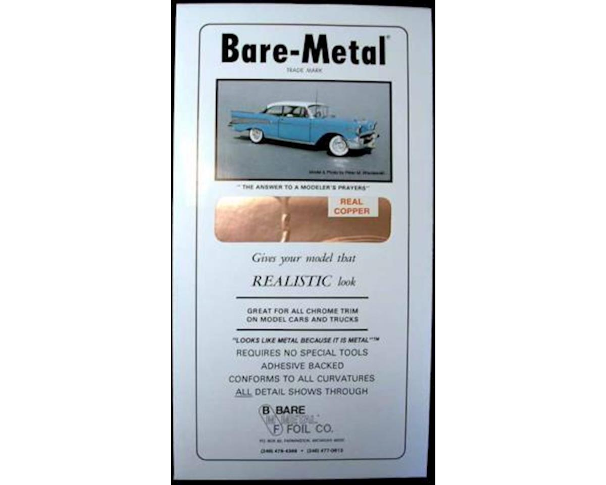 Bare Metal Foil Real Copper Adh Foil 12X6.25