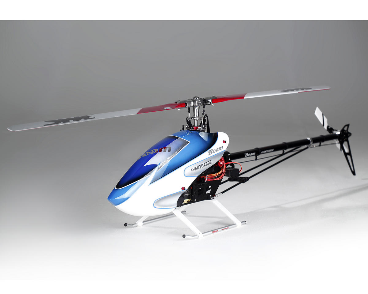 Beam AvantGarde 600 Flybarless Helicopter Kit