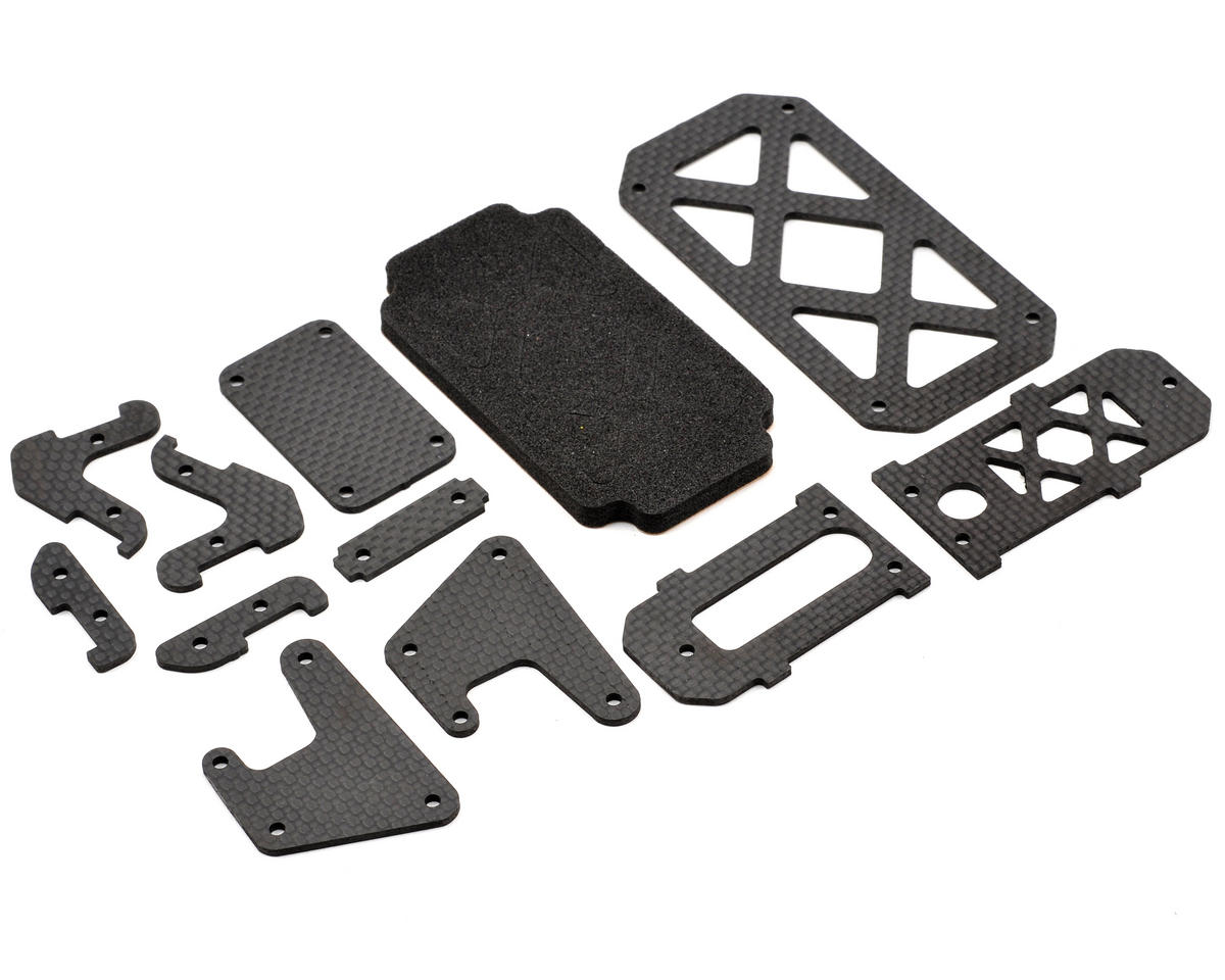 Beam Carbon Fiber Main Frame Guide Set
