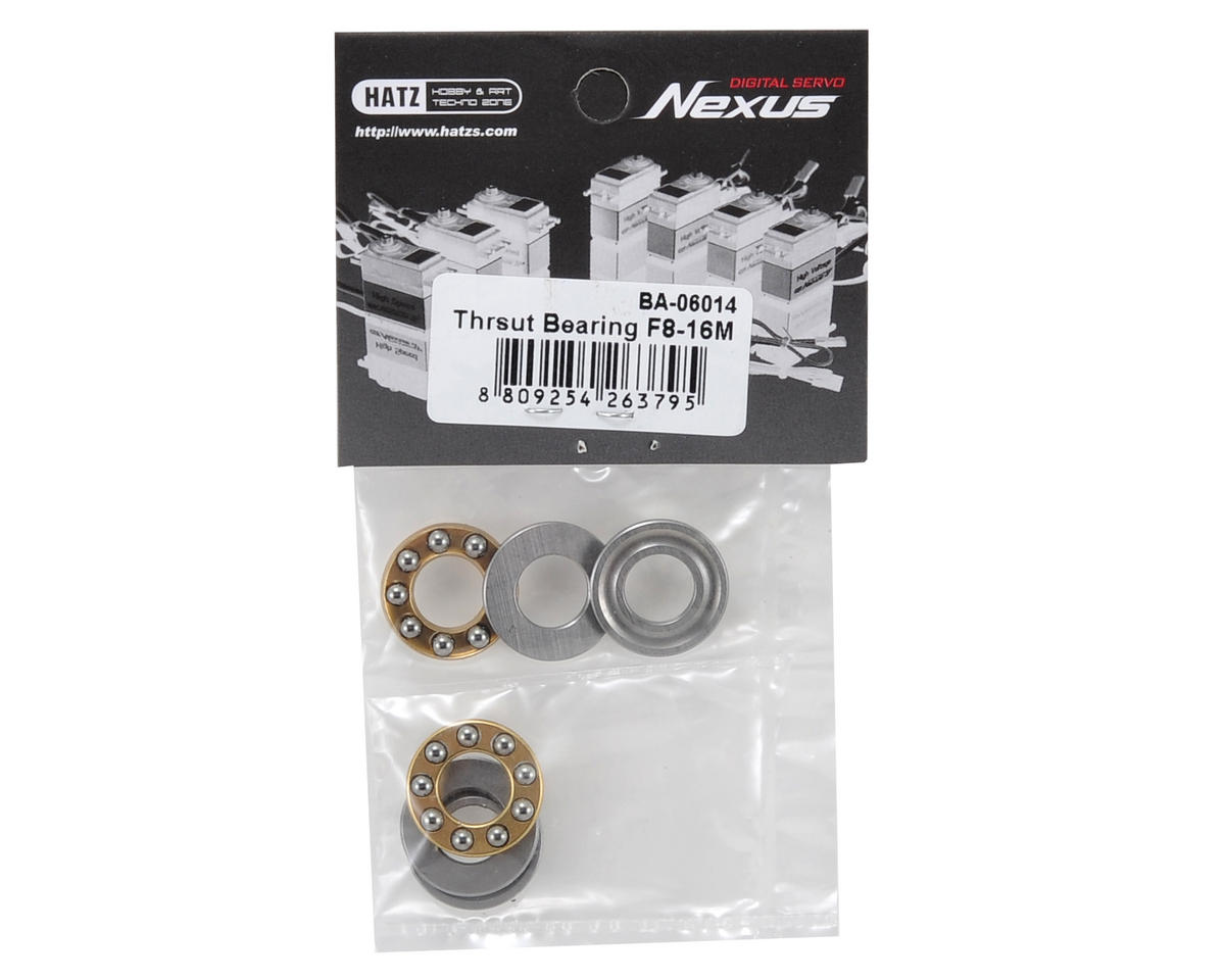 Beam F8-16M Thrust Bearing Set (2)
