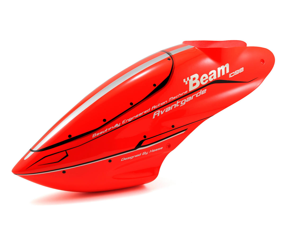 Beam AvantGarde Painted Canopy (Red)