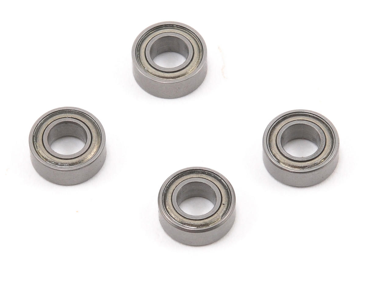 Beam MR84ZZ Ball Bearing Set (4)