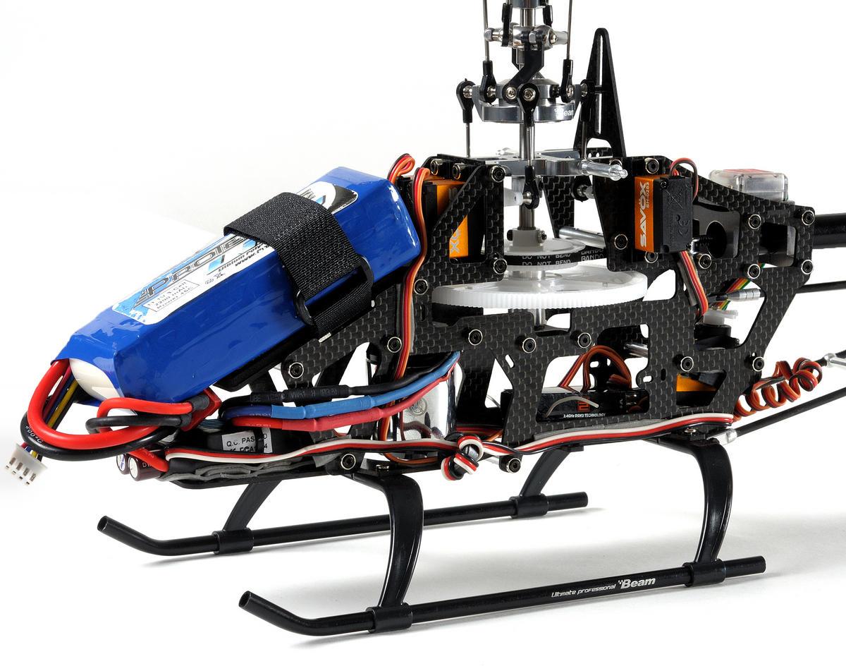 "Beam E4 V2 ""Advance"" 450 Helicopter Kit w/Blades (Orange)"