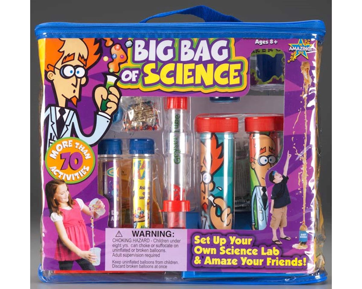 Be Amazing Toys  Fun Science Kit, Big Bag Of Science by Be Amazing!