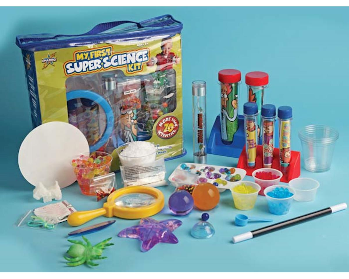 4130 Fun Science My First Super Science Kit by Be Amazing!