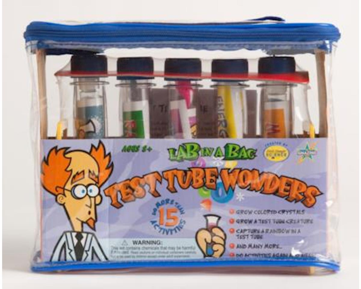 Be Amazing! Be Amazing Toys  Lab-In-A-Bag, Test Tube Wonders