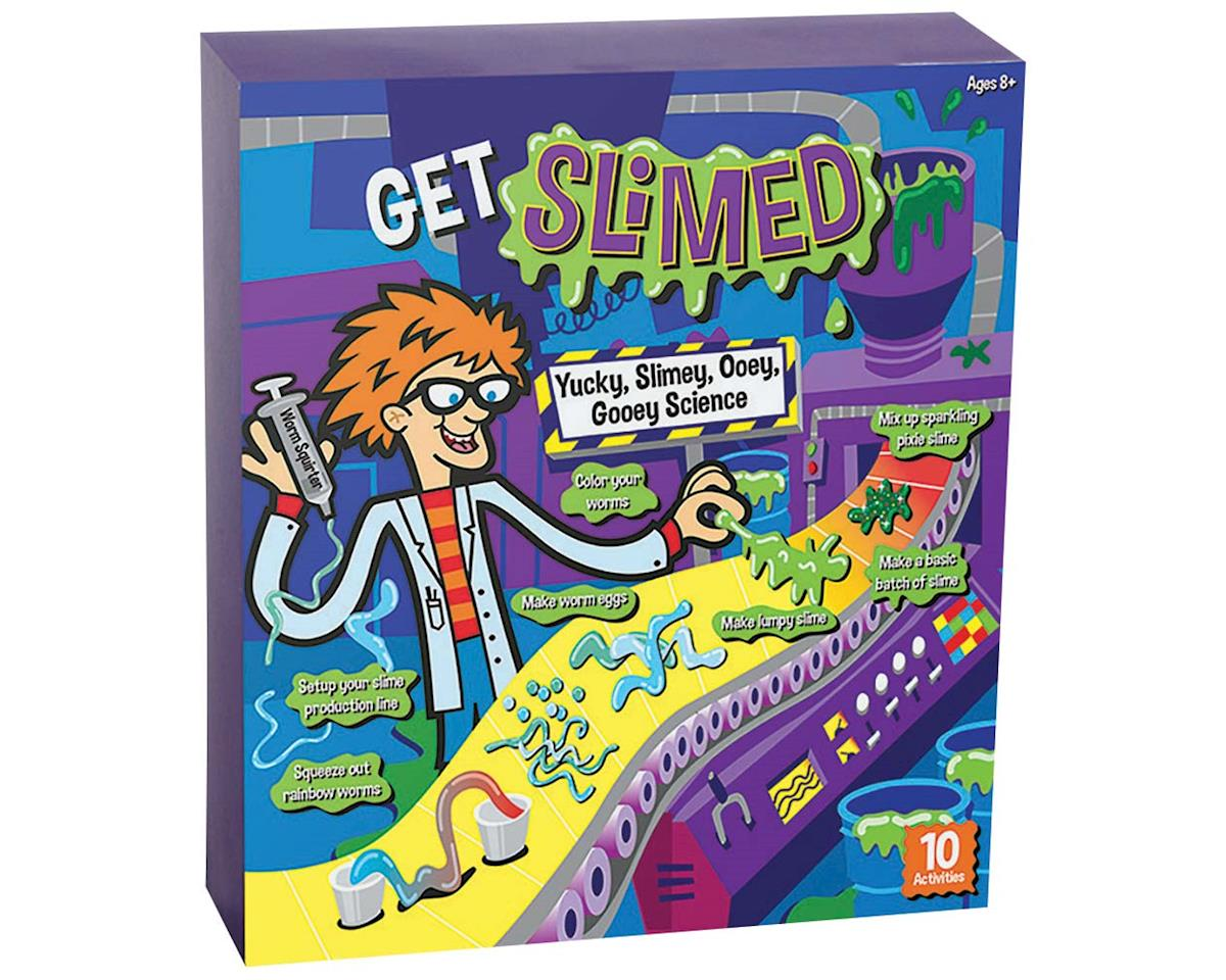 Be Amazing! Get Slimed