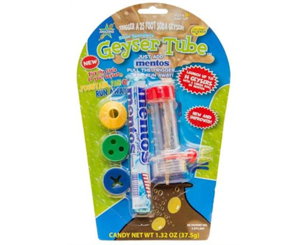 Be Amazing! Be Amazing Toys  Science Surprises Geyser Tube W/Caps Mentos